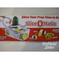 Daugiafunkcinė daržovių pjaustyklė Slice O'matic U9027