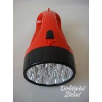 Prožektorius LED, pakraunamas U9024