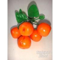 Dekoratyvinė mažų mandarinų kekė G1701