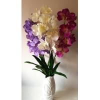 """Orchidėjos šaka """"Dalia"""" lateksinė, 1,2 m.,  G1925"""