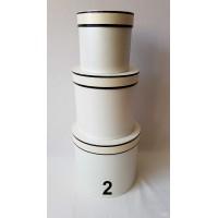 Dekoratyvinių dėžučių komplektas, 3 vnt., G1913