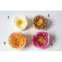 Pinavijinės rožės žiedas G1750