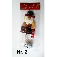 N1492 žaislai eglutei maži, 8 vnt., 3-4cm