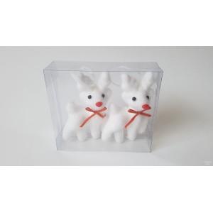 Eglutei žaislai elniukai, 2 vnt.,  N2117