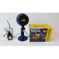 N1127 Lazerinė lempa-šviestuvas su kalėdiniu projektoriumi