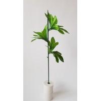 Kotas su chrizantemų lapais, 50 cm., G1611L