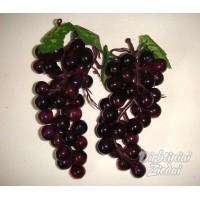 Dekoratyvinė vynuogių kekė bordo sp., G1608