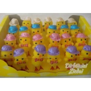 Velykiniai viščiukai 24 vnt G1281