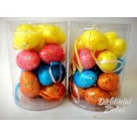 G1286 Kiaušiniai pakabinami maži, 18 vnt/dėž