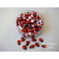 Dekoratyvinės boružėlės mažos ( 50 vnt) GBO11