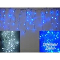 LED girl. varvekliai 5 m., 24 V., spalvos: N15231 balta sp ir N15241 mėlyna sp.