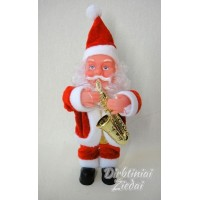 Kalėdų senelis muzikinis groja, dainuoja, N1142
