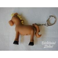 Pakabukas arkliukas, šviečia akys ir žvengia, N9080