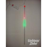 Varveklis-meteoras , LED, 1 metras, spalvotas, N1084